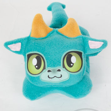 Jade Dragon- Lemon Squeezies, adorable, cute, plush, lemon, mini, pillow