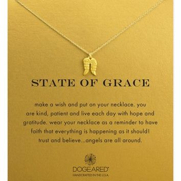 Dogeared State of Grace Necklace | Nordstrom