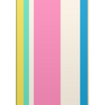 Multi Colored Striped iPhone Case