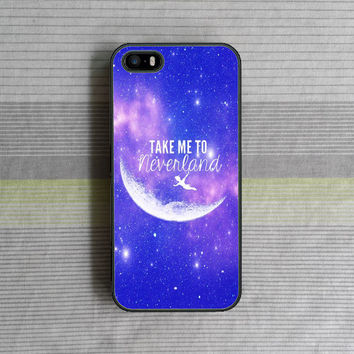 iPhone 5 case , iPhone 5S case , iPhone 5C case , iPhone 4S case , iPhone 4 case , Take Me To Neverland