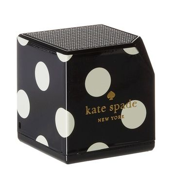 kate spade new york Le Pavillion Bluetooth Speaker, Black at MyHabit