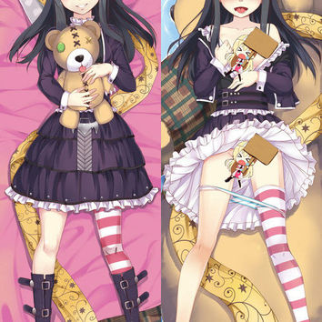 New  League of Legends Annie Anime Dakimakura Japanese Pillow Cover LOL6