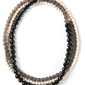 Brunello Cucinelli Beaded Necklace