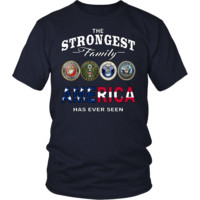 The Strongest Family In America