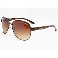 Burberry Trending Women Men Simple Summer Sun Shades Eyeglasses Glasses Sunglasses #4 I-ANMYJ-BCYJ