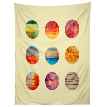 Elisabeth Fredriksson Planets Tapestry
