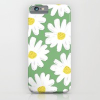 daisy iPhone & iPod Case by Her Art