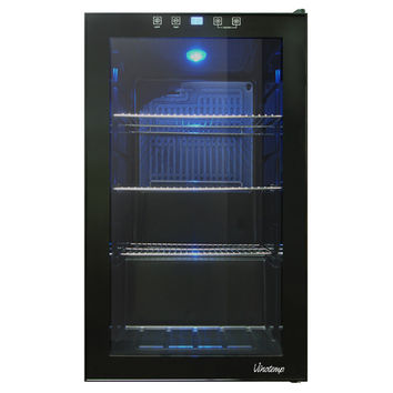 Touch Screen Beverage Cooler