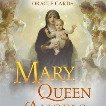 Mary, Queen of Angels Oracle Cards CRDS