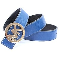 Boys & Men Michael Kors Men Fashion Smooth Buckle Belt Leather Belt