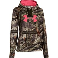 Under Armour Womens Camo Big Logo Hoodie | DICK'S Sporting Goods