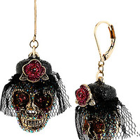 CREEPSHOW SKULL FLOWER DROP