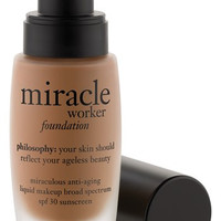 'miracle worker' miraculous anti-aging foundation SPF 30
