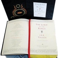 The Lord of the Rings (50th Anniversary Edition) Book By J R R Tolkien Hardcover