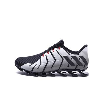 ADIDAS Original New Arrival SPRINGBLADE Mens Running Shoes Mesh bb16e2d996