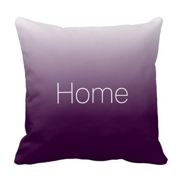 simple & chic throw pillow