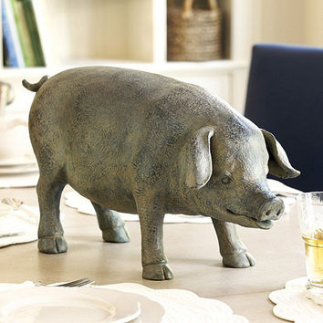 Pierre The Pig | Ballard Designs