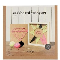 corkboard string art kit large