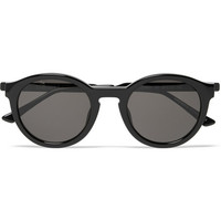 Thierry Lasry - Zomby 700 Round-Frame Acetate Sunglasses | MR PORTER