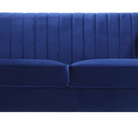 Traditional Velvet Sofa - Contemporary - Sofas - by SofaMania