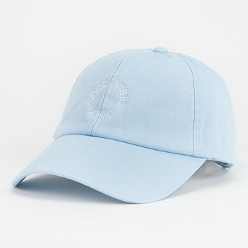 Good Vibes Dad Hat  db75db205ee