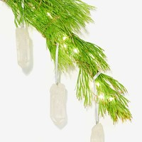 Of Quartz Crystal Ornament Set