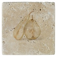 Pears - My Sweet And Perfect Half Stone Coaster