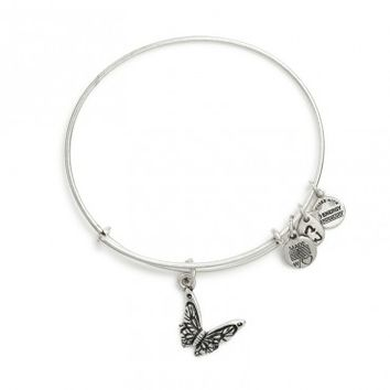 Butterfly Charm Bangle | Hanley Center Foundation