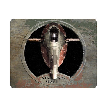 Awesome Star Wars Mouse Pad Slave 1