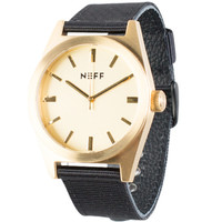 Neff - nightly watch - Gold / Black