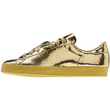 Jeremy Scott Gold Rod Laver Shoes