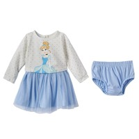 Disney's Cinderella Tulle Dress - Baby Girl, Size: