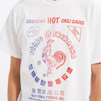 Sriracha Gradient Tee | Urban Outfitters