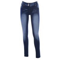 Bling Button Jeans