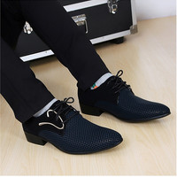 Men's Luxury Stylish Dress Shoes