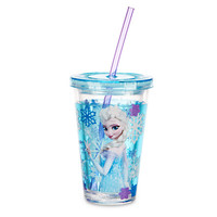 Disney Elsa Tumbler with Straw - Frozen - Small | Disney Store