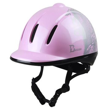 Women Children Horse Riding Helmet