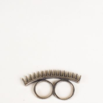 Weapon of Choice Double Spiked Ring