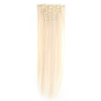Hair Extension 7pcs Suit Wig 120g    60#