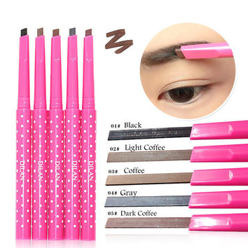 Ladies Waterproof Eyebrow Pencil