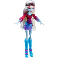 Walmart: Monster High Music Festival Abbey Bominable Doll