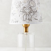 Megara Glass Lamp Ensemble