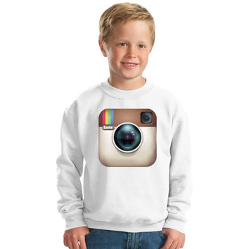 Instagram Kids Sweatshirt