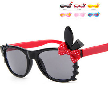 Fashion Round Cute UV400 Brand Designer Children Kids Sunglasses Frame Eyewear Baby girl Sunglasses Sun Glasses Oculos De Sol