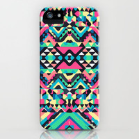 Iphone Pattern iPhone & iPod Case by Eighty-Sixed