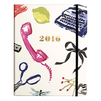 2016 kate spade new york Large Agenda - Novelty Couture