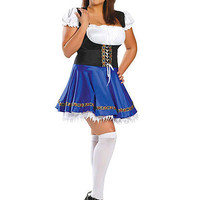 Serving Wench Plus Size Costume | Sexy Clothes Womens Sexy Dresses Sexy Clubwear Sexy Swimwear | Flirt Catalog