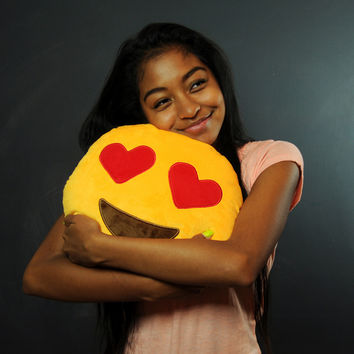 Emoji Pillows® - Hearts