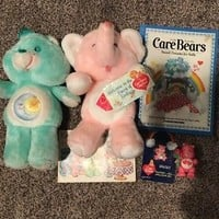 Vintage Care Bears Collection Lot