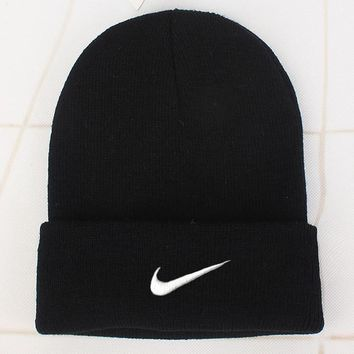 Nike Fashion Edgy Winter Beanies Knit Hat Cap-5